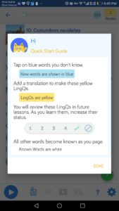 Read on LingQ