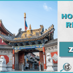 An Honest Review fo Zizzle With Image of Chinese Temple