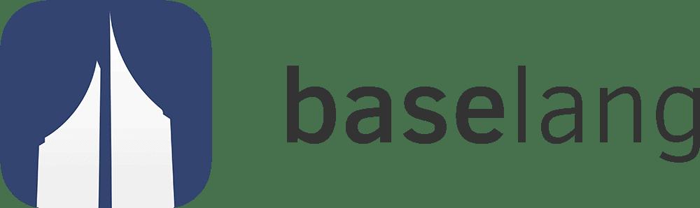 transparent logo blue