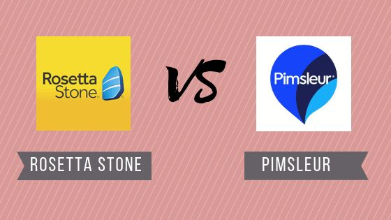 Pimsleur vs Rosetta Stone - Or Possibly Neither?