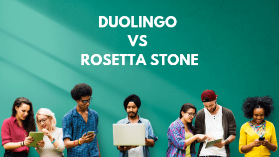 Duolingo vs Rosetta Stone - The Free Option Is Also The