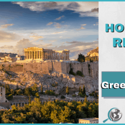 An Honest Review of GreekPod101 With Image of Ancient Greek Architecture