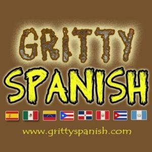 Gritty Spanish Logo