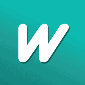 Word Dive Logo