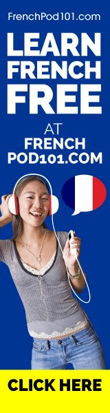 FrenchPod101 Banner