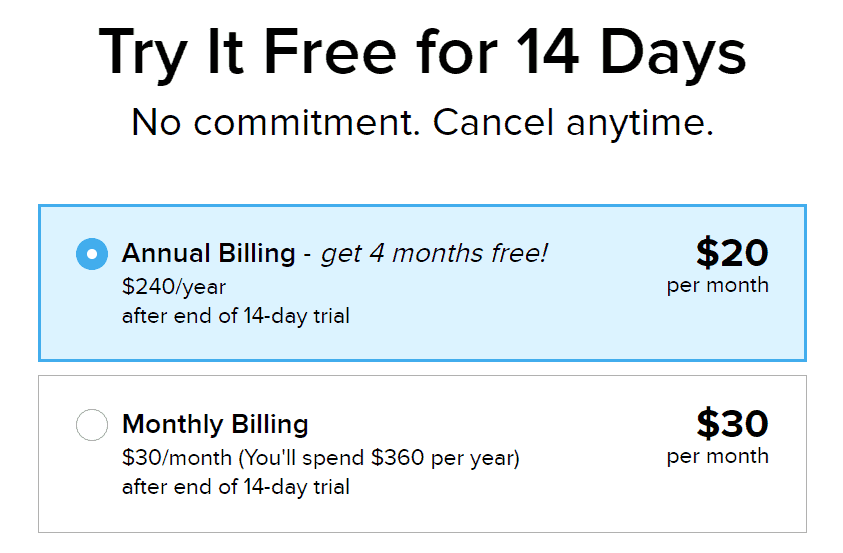 FluentU Price Options