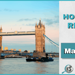 An Honest Review of Magoosh With Image of London Bridge