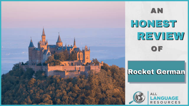 An Honest Review of Rocket German With Image of German Castle
