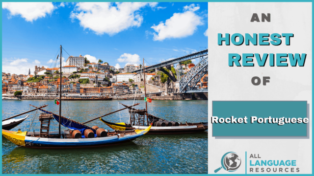 An Honest Review of Rocket Portuguese With Image of Portuguese City